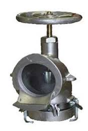 rj aluminium valve elbow shur rane type