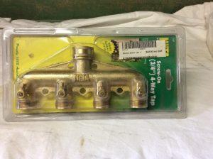 Neta 4 way tap adaptor