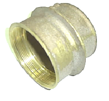 BRASS TROUGH DRAIN SOCKETS