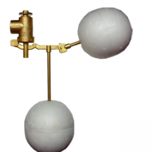 Raindrop Ali / Bronze & Stainless Steel Float valves