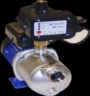 Lowara Domestic Pressure Pumps