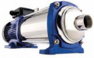 Lowara Horizontal Multistage Pumps