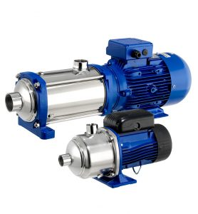 lowara inline multistage centrifugal pumps