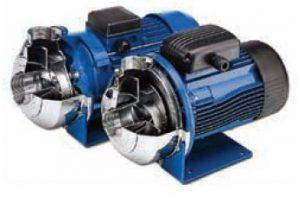 lowara open impellet close coupled pump CO Series