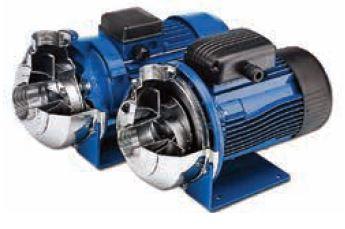 Lowara End Suction Centrifugal Pumps