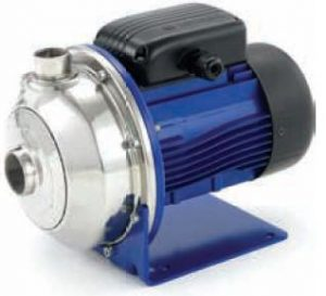 lowara stainless steel close coupled end suction pumps