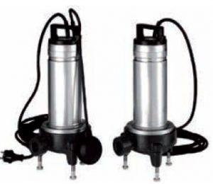 lowara submersible pump for dewatering and sewage grinder DOMO GRI series 2