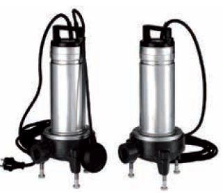 Lowara Submersible Pumps for Dewatering & Sewrage