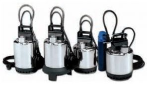 lowara submersible watering DOC series