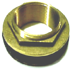 INTERNAL SHORT TYPE  FEMALE THREAD ONLY BRASS OUTLET