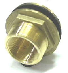 MALE & FEMALE THREAD BRASS OUTLET