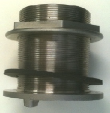 STAINLESS STEEL TANK OUTLETS - Male BSP Thread Plain Bore