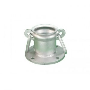 hose coupler flanged