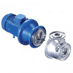 lowara stainless steel end suction centrifugal pump shoe series