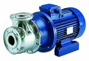 lowara stainless steel end suction centrifugal pumps