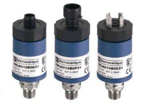 telmecanique pressure transducer