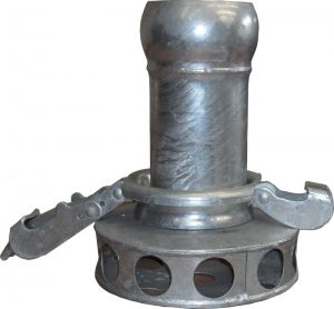 B-type-Male-Coupling-x-Drainage-Strainer