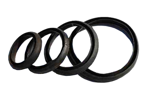 IB Weld Bell Round Back Gaskets - Irrigation Direct