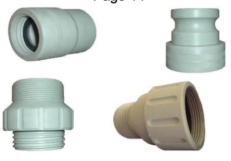 Fire Hydrant and Tank Adaptors