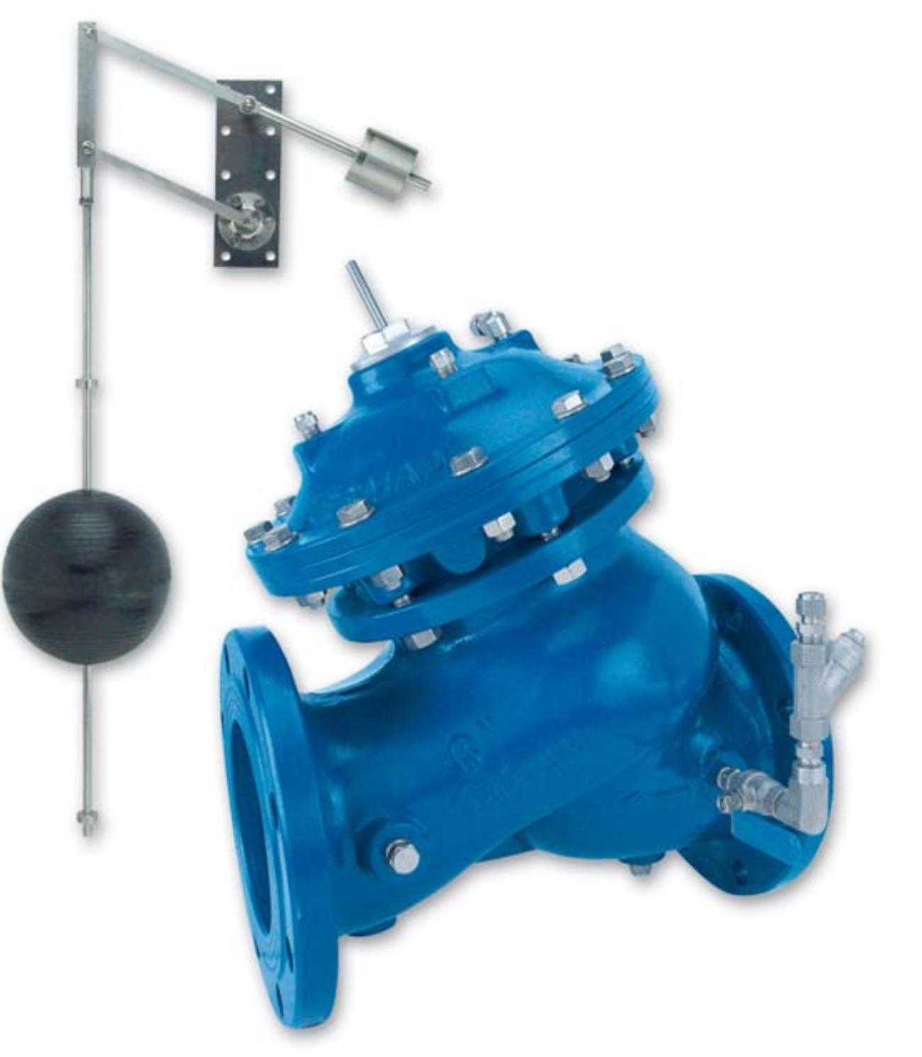 Hydraulic Tank Float valves