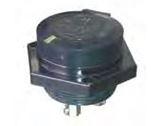 triple electrode holder