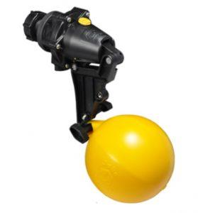 topaz float valve