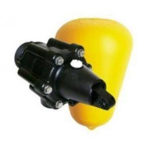 vortex bottom fill up float valve