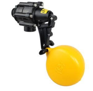vortex float valve