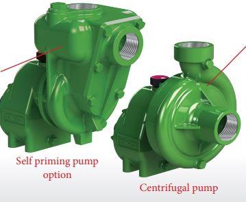 Finsbury Specialty Pumps
