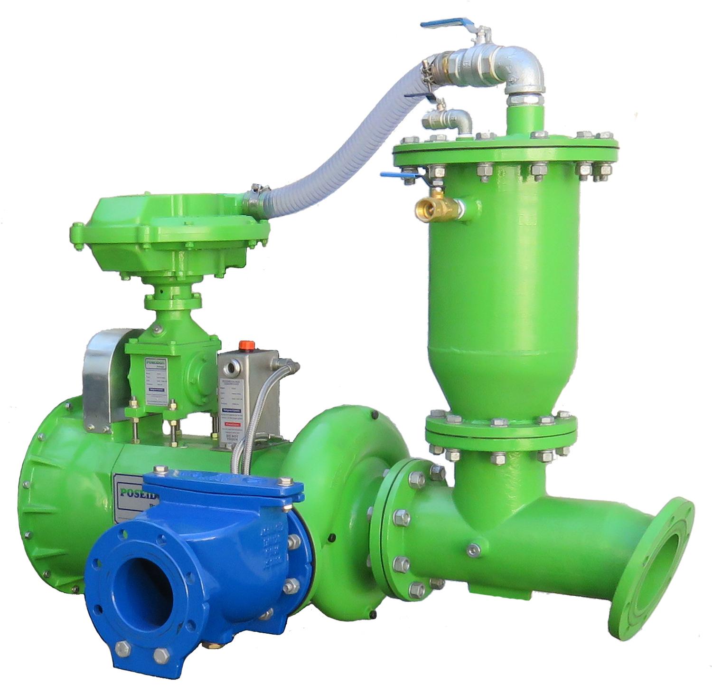 Poseidon Dry Prime Pumps