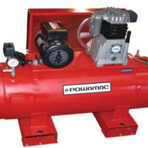 powamac industrical electric driven compressor