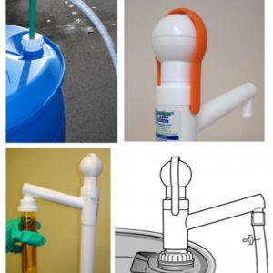 Ezi Action Drum Pump Accessories