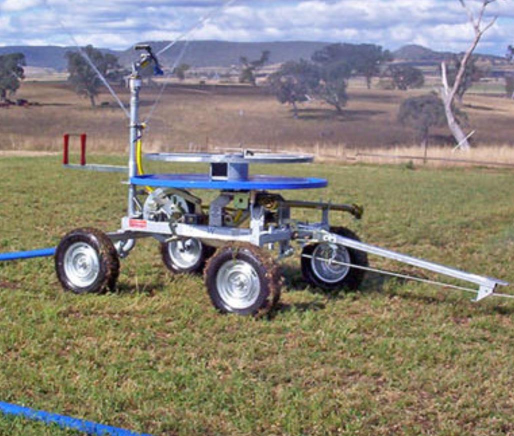 Irrigator Hose and Fittings
