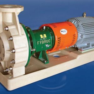 fybroc fibreglass pumps