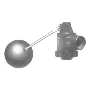 APEX FULL FLOW RESERVOIR VALVE