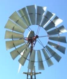 windmill head