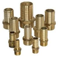 Hose Tail Brass