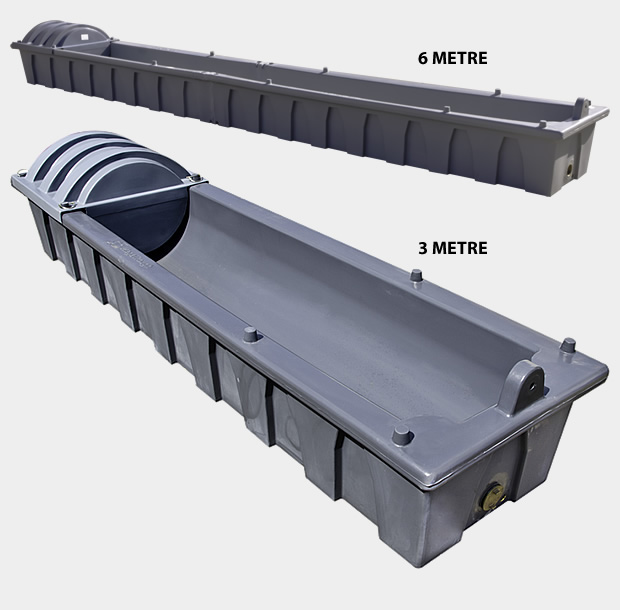 Stock Trough Parts