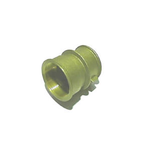 Brass Trough Inlet Socket