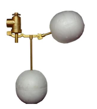 Raindrop Ali / Bronze & Stainless Steel Float valves