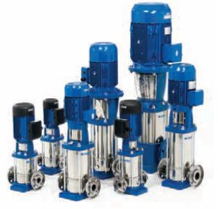 Lowara Vertical Multistage Pumps
