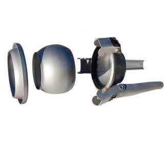 Black steel couplings and fittings