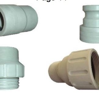 Fire Hydrant and Tank Adaptors