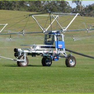 soft hose boom irrigator