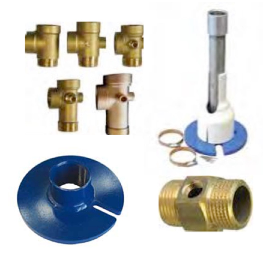 Bore pump accessories