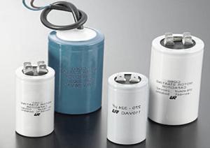 Electric Motor Capacitors