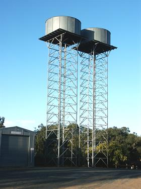 SX Tanks, tank stands and aerial towers
