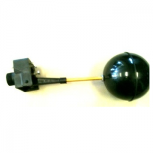 Direct Screwed To Blak PE Ball Floats